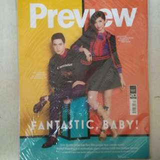 ALDUB PREVIEW MAG - NOV. 2015 ISSUE