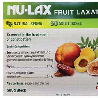 Nulax Laxative 500g