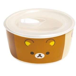 日本直送-日本SAN-X 鬆弛熊Rilakkuma 餐盒 リラックマ レンジパックM