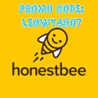 FREE $10 HONEST BEE PROMO CODE. 2