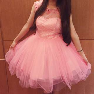 FOR RENT!!! Cocktail Dress (Pink)
