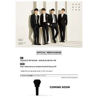 【Preorder】Nu'est W Double You in Seoul Concert MD
