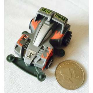 Mini Pull Back Racer Car