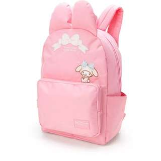 BNIB My Melody Pink Backpack Better Than Kitty Trolls Tsum Tsum ez charm Samsonite Samsung iphone