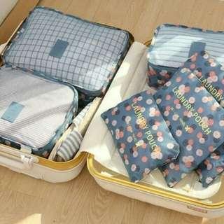 6 in 1 Travel bag / Tas dalam Tas