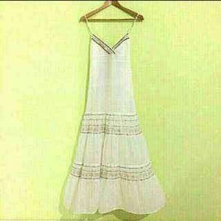 Promod white Sundress