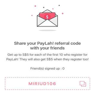 Sign Up For DBS PayLah! & Get $5 FREE!