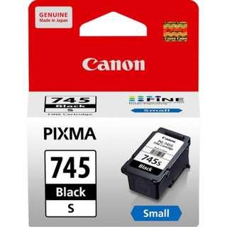 Canon PG-745 S Fine Cartridge Black (5.6 ml)