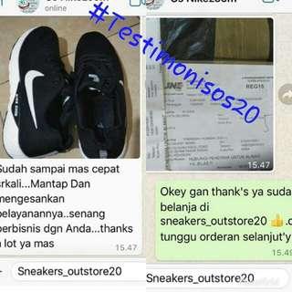 Testimoni sepatu @sneakers_outstore20