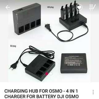 Charging hub osmo