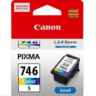 Canon PG-746 S Fine Cartridge Color (6.2 ml)
