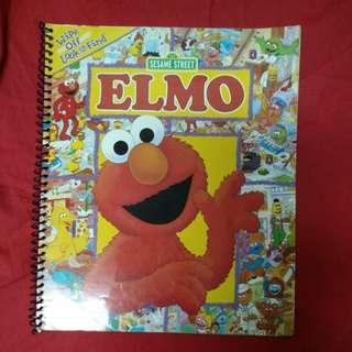 ELMO 123 Sesame Street