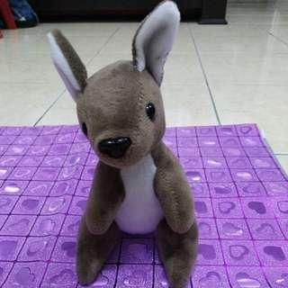 #Bajet20 Soft Toys Baby-Austrian Kangaroo Plush Toys