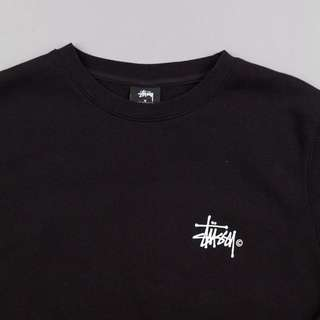 Authentic Stussy Crew Neck