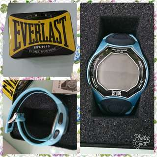 Everlast 手錶(已冇電,請自行換電)