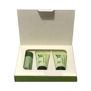 green tea fresh special kit
