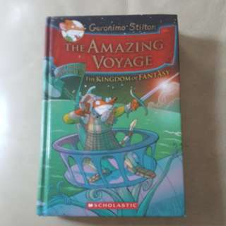 Geronimo Stilton The Amazing Voyage
