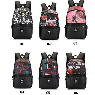 Adidas Graphic Fashion Backpack