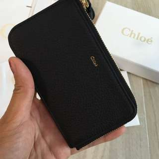 Chloe card holder / wallet / key bag