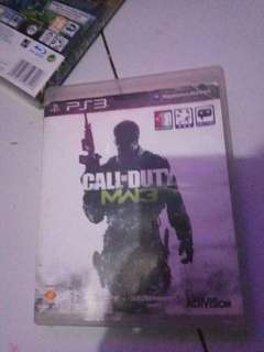 Game ps3 call of duty modren warver3