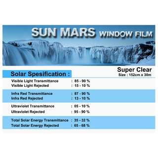 Sun Mars Super Clear