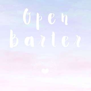OPEN BARTER YA