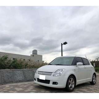 2007年 SUZUKI SWIFT 一手車 實跑6萬公里