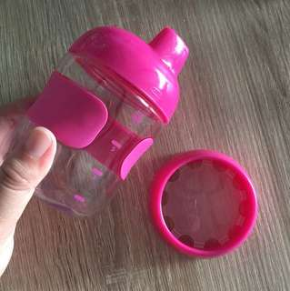 Drinking training cup combi set