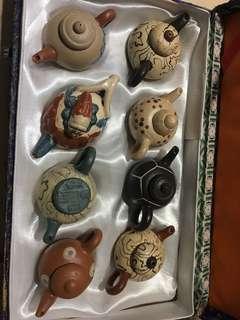 宜興手工藝小茶壺