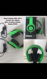Razer Kraken Pro 2013