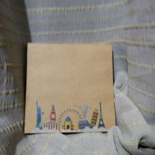 Travel Notepad