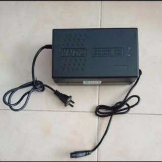 Like For Likes Escooter Charger 48v 52v 60v 5A Fast Charger bnib