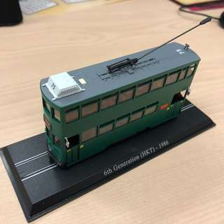 香港電車模型 HK Tram Model 1:87