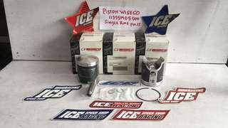 Piston wiseco ninja 59 single ring&59 double ring