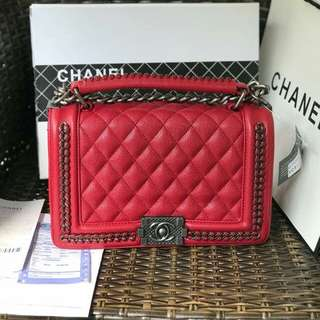 Chanel Boy Handle