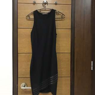 Foreign Exchange Bodycon Dress
