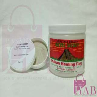 (Repacked 50g) Aztec Secret Indian Healing Clay