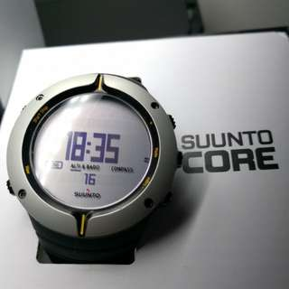 SUUNTO 😄 Core Extreme Edition Silver 😄