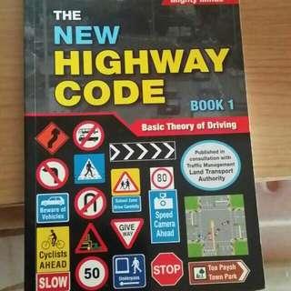 high_way_code_book