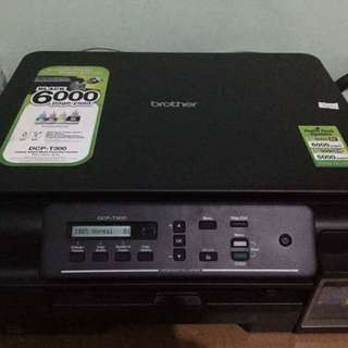 Brother dcp t300, print/scan/xerox