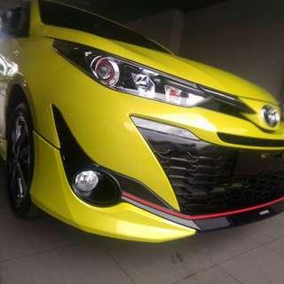 Toyota New Yaris sudah bisa dipesan