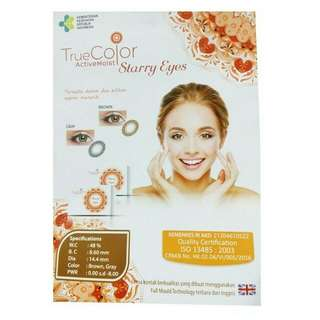 Softlens True Colour Starry Eyes