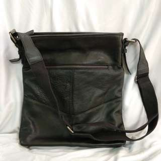 New Country Road 100% Leather Handbag