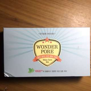 ETUDE HOUSE WONDERPORE TRAVEL KIT