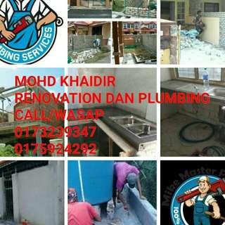 Mohd khaidir tukang rumah taman bukit jed 0173239347