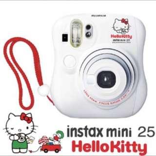 Brand New Mini 25 Hello Kitty Version