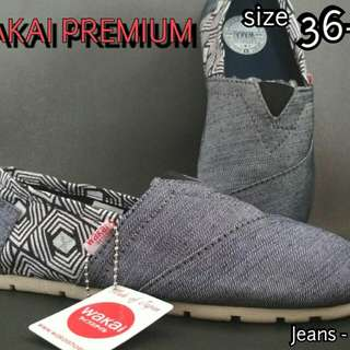 Wakai shoes premium
