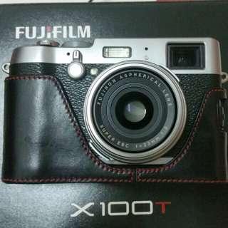 Fujifilm X100T(Silver)