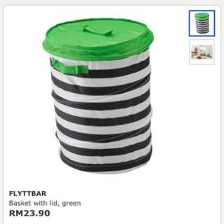 IKEA FLYTTBAR Kids Storage Container