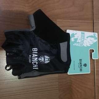 Bianchi Milano Cycling Gloves - Sarung Tangan Sepeda